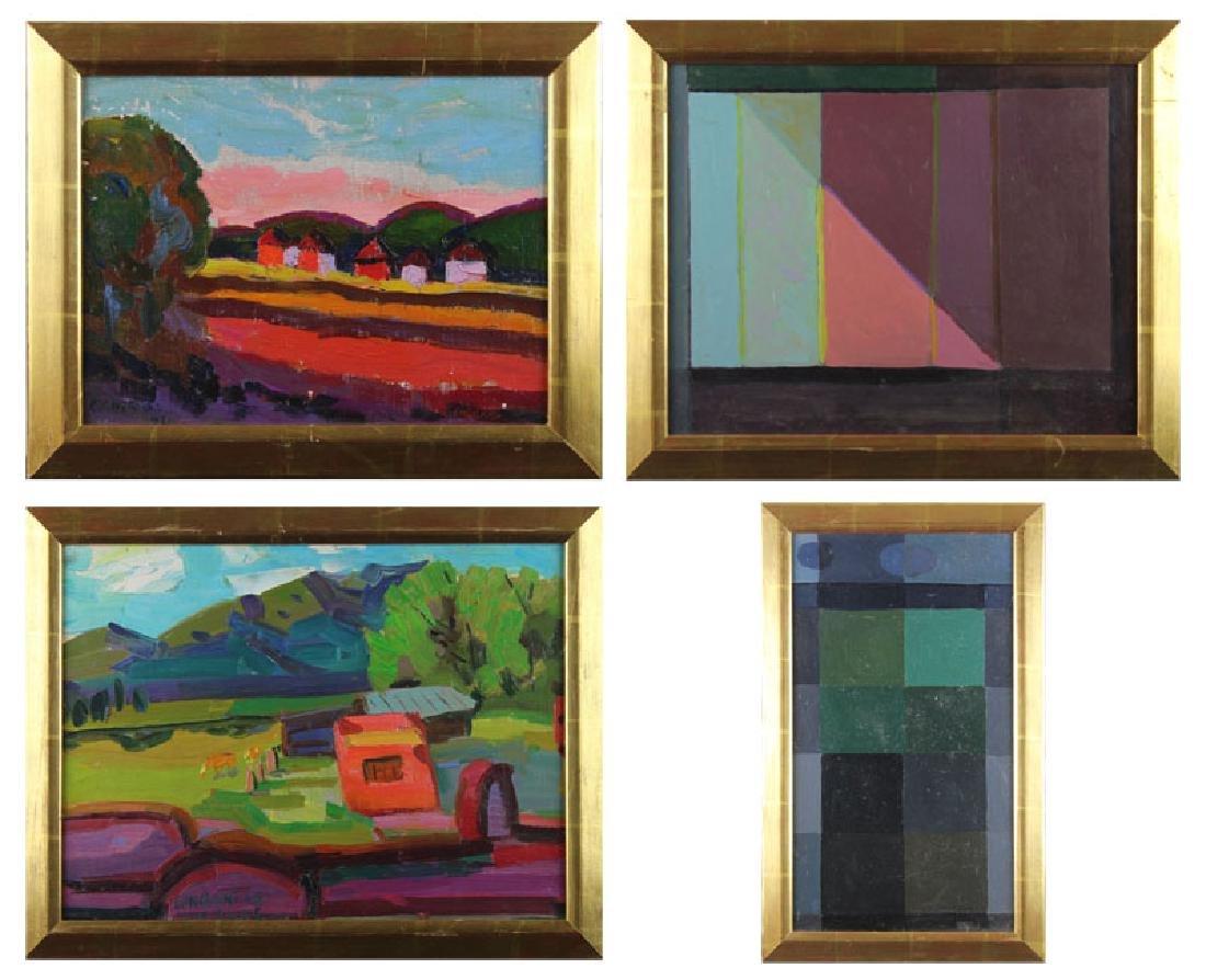 Constantine Cherkas (1919-2011) Russian/ Californian - 10