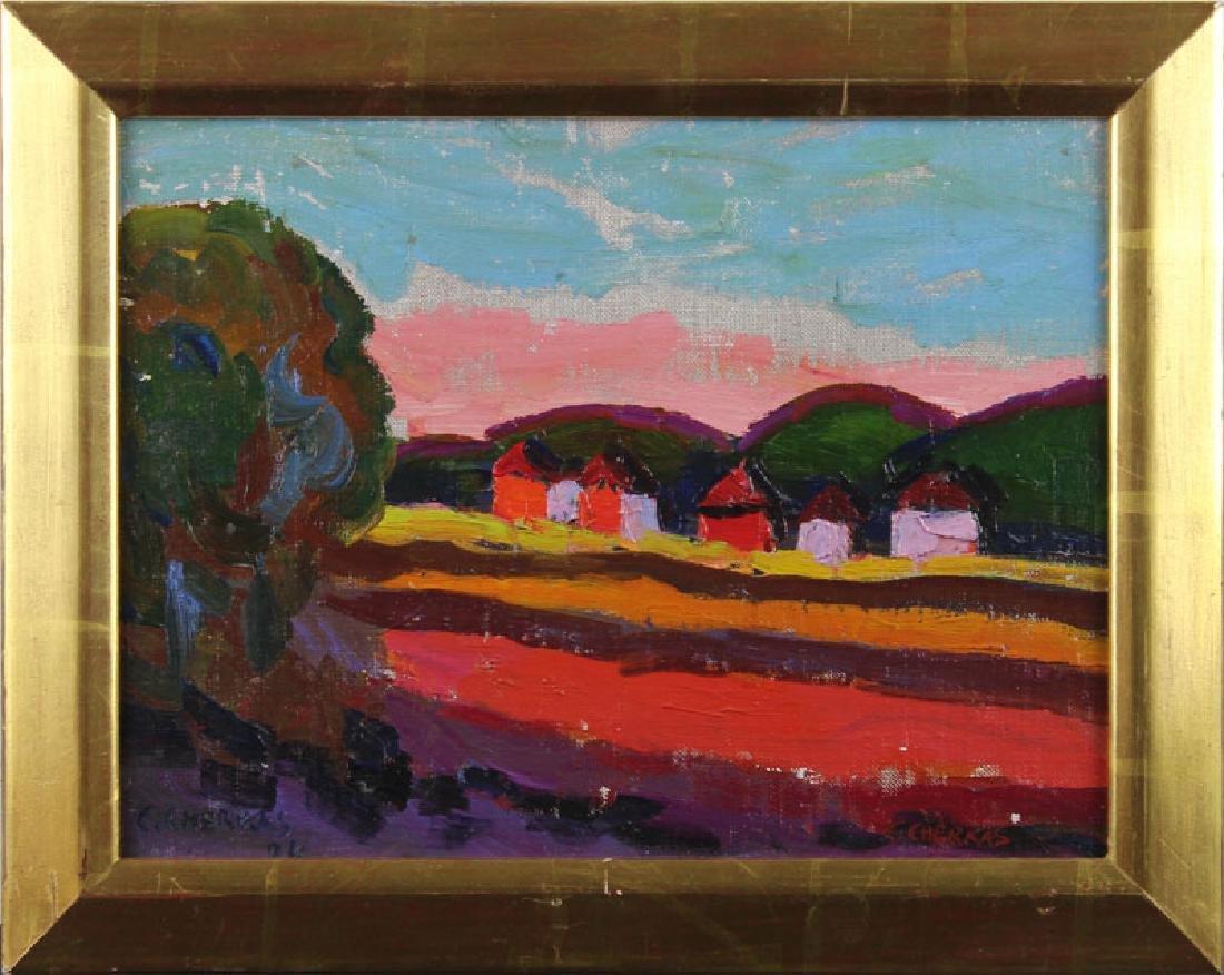 Constantine Cherkas (1919-2011) Russian/ Californian - 3