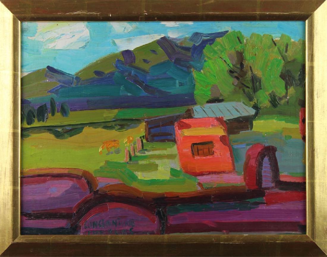 Constantine Cherkas (1919-2011) Russian/ Californian - 7