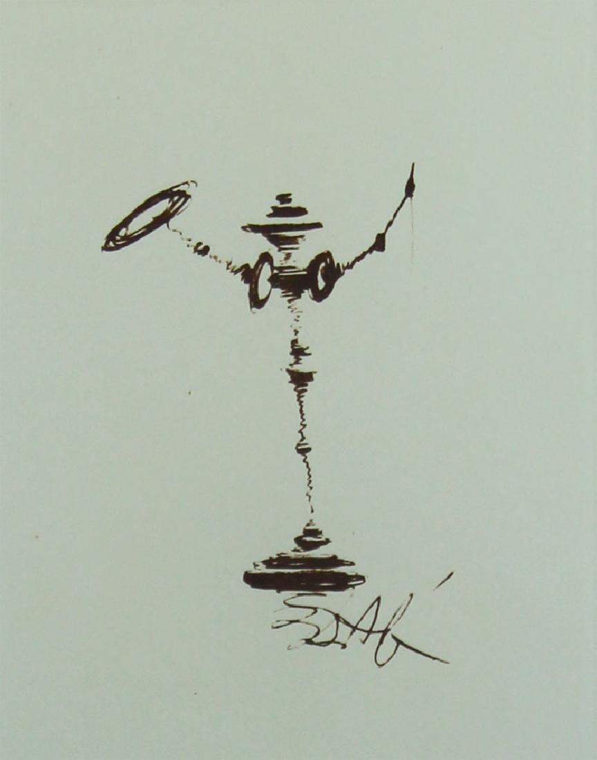 Salvador Dali & Pablo Picasso (two) - 2
