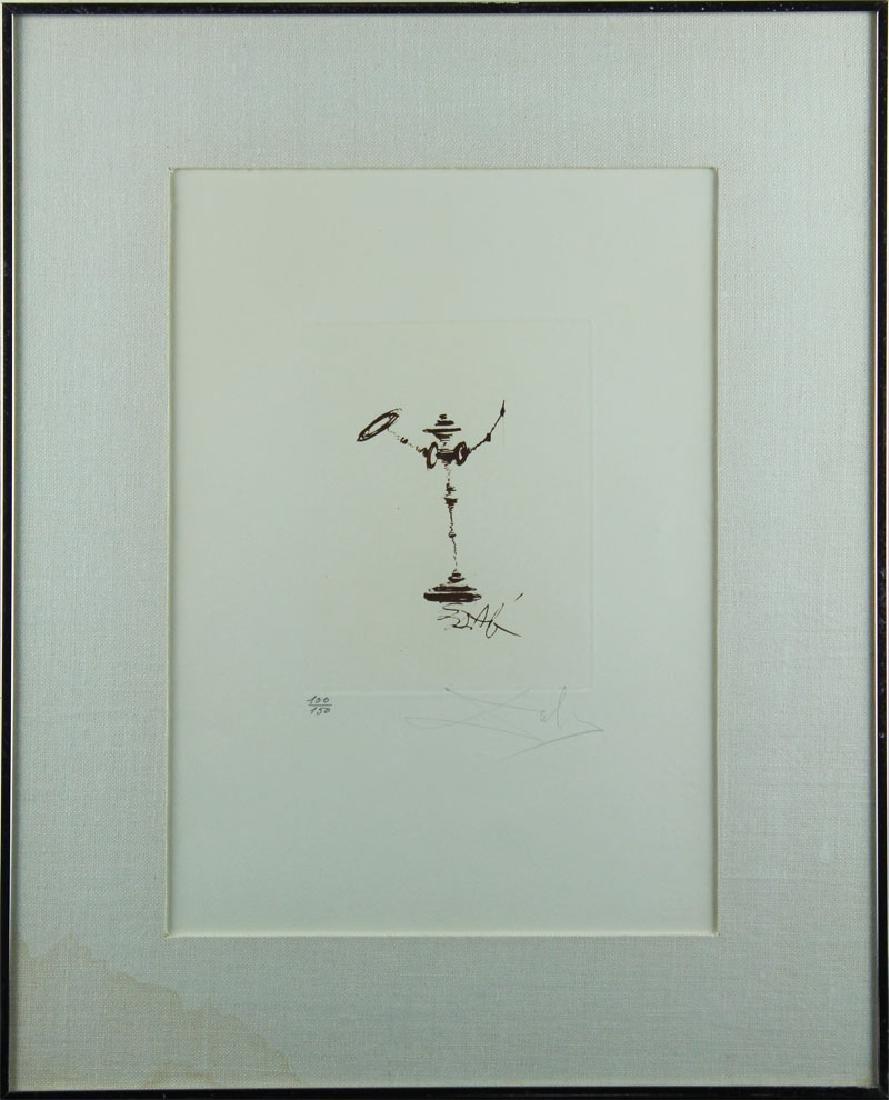 Salvador Dali & Pablo Picasso (two) - 3