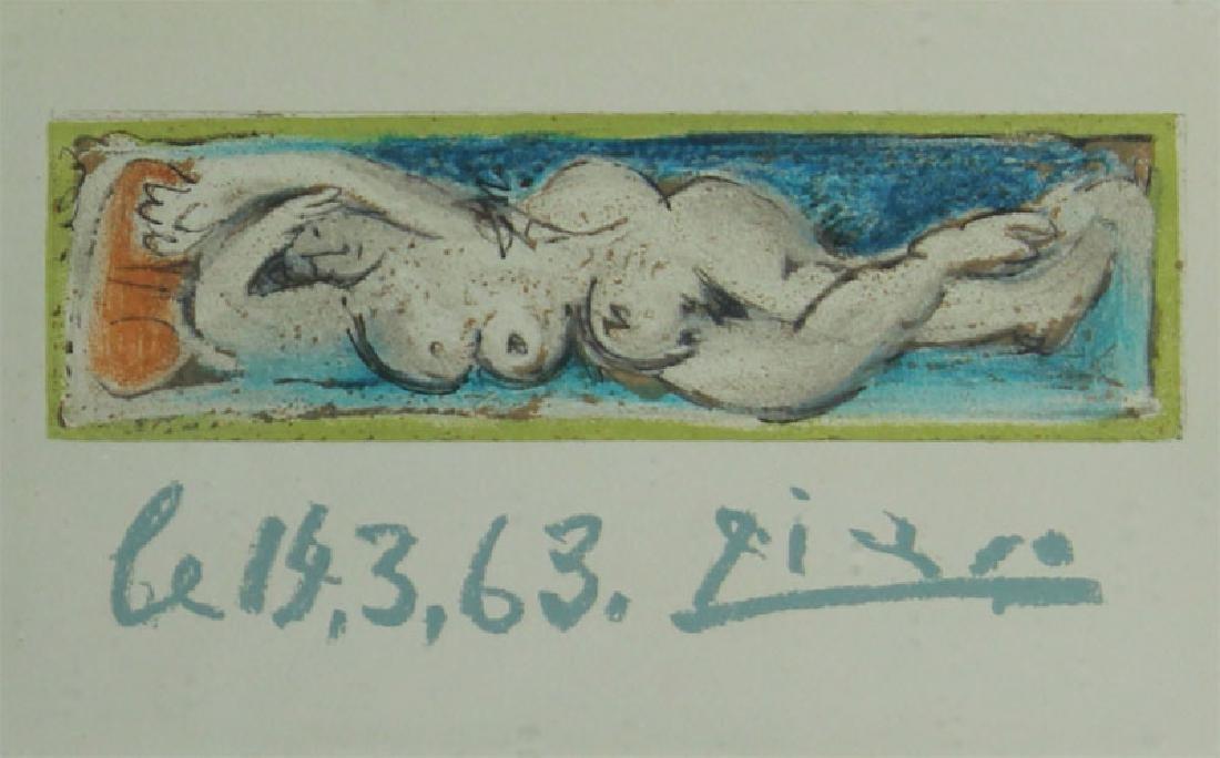 Salvador Dali & Pablo Picasso (two) - 4