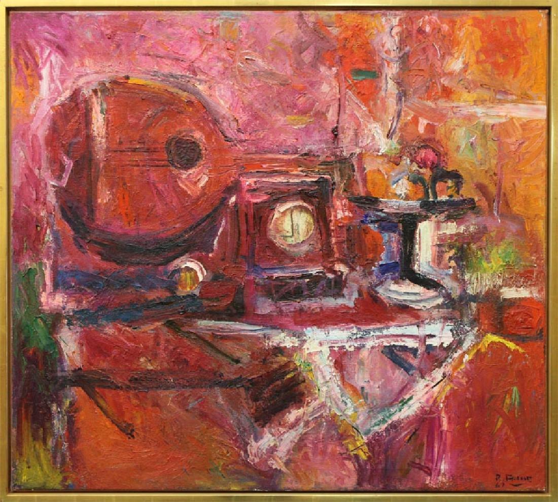 Robert Frame (1924-1999) Californian - 2