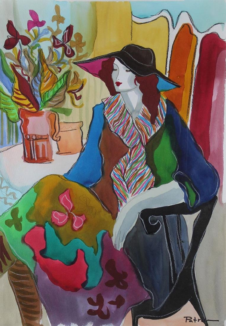 Patricia Govezensky (b. 1961) Israel