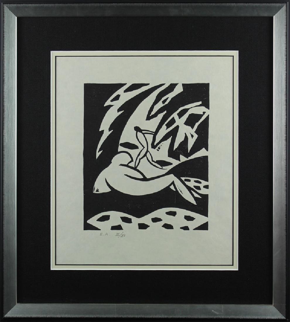 Kiyoshi Hasegawa (1891-1980) Japanese/ French - 2