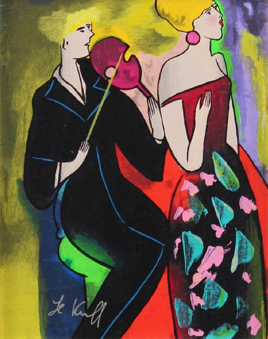 Linda Le Kinff (b. 1949) American (two) - 4