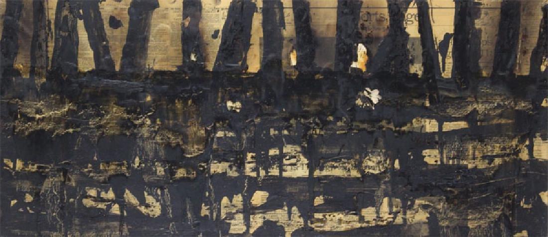 Paul Manes (b. 1948) New York/ Texas