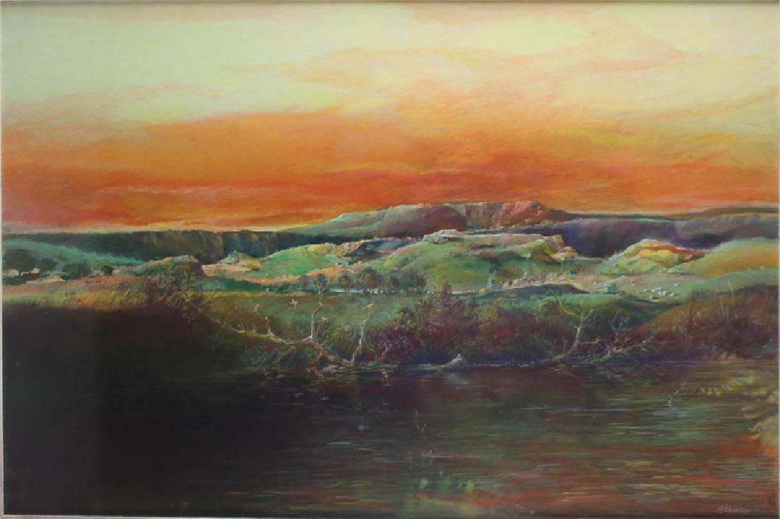 Tom Perkinson (b. 1940) New Mexico