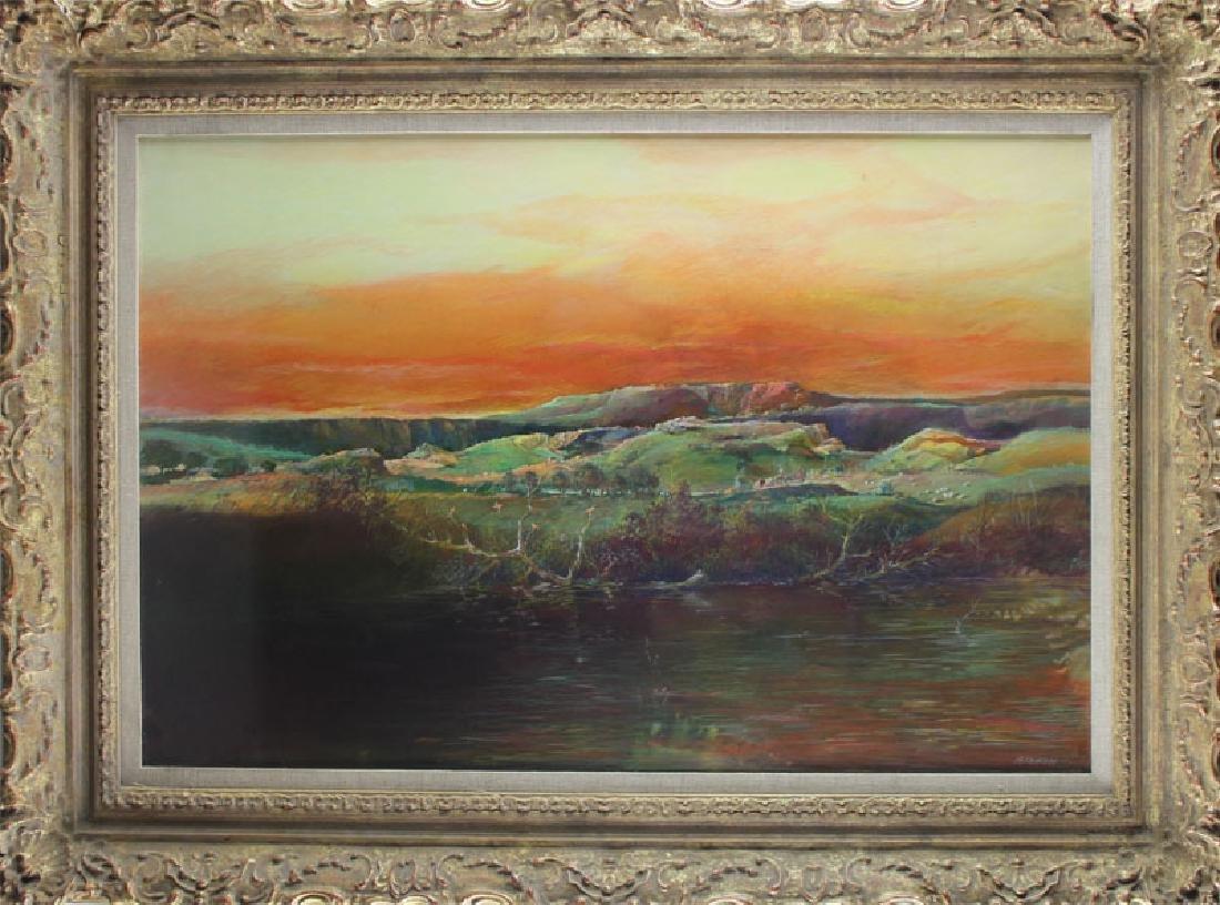 Tom Perkinson (b. 1940) New Mexico - 2