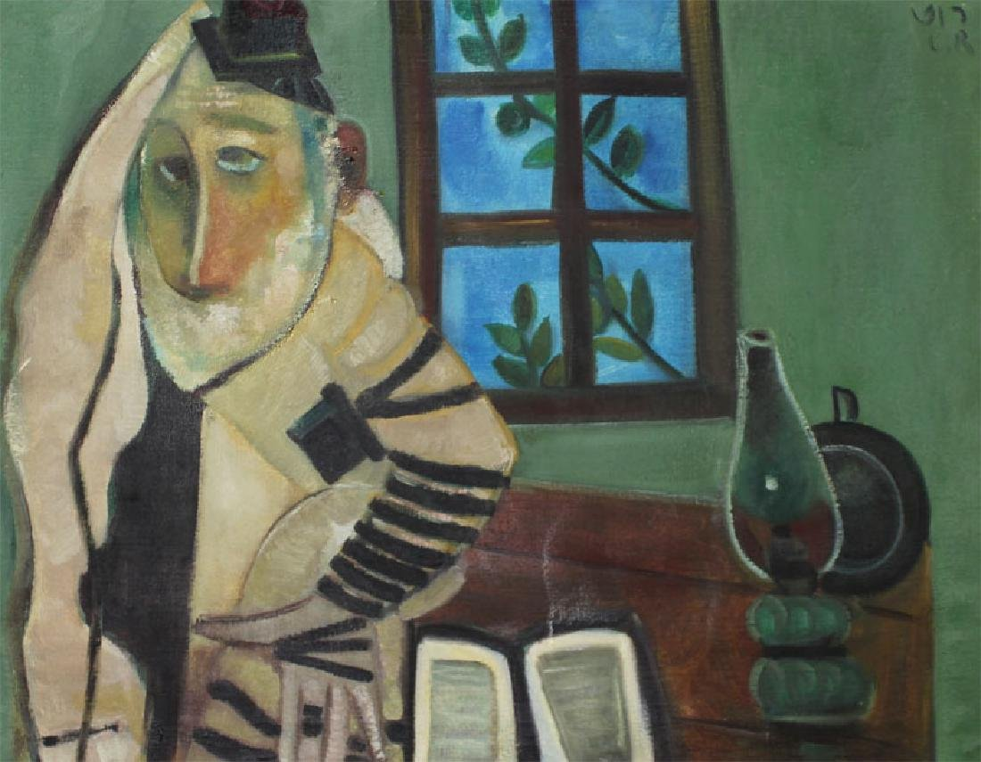 Leo (Lior) Roth (1914-2002) Israeli