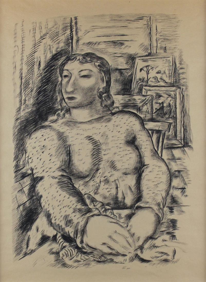 Lucretia Van Horn (1882-1970) Louisiana
