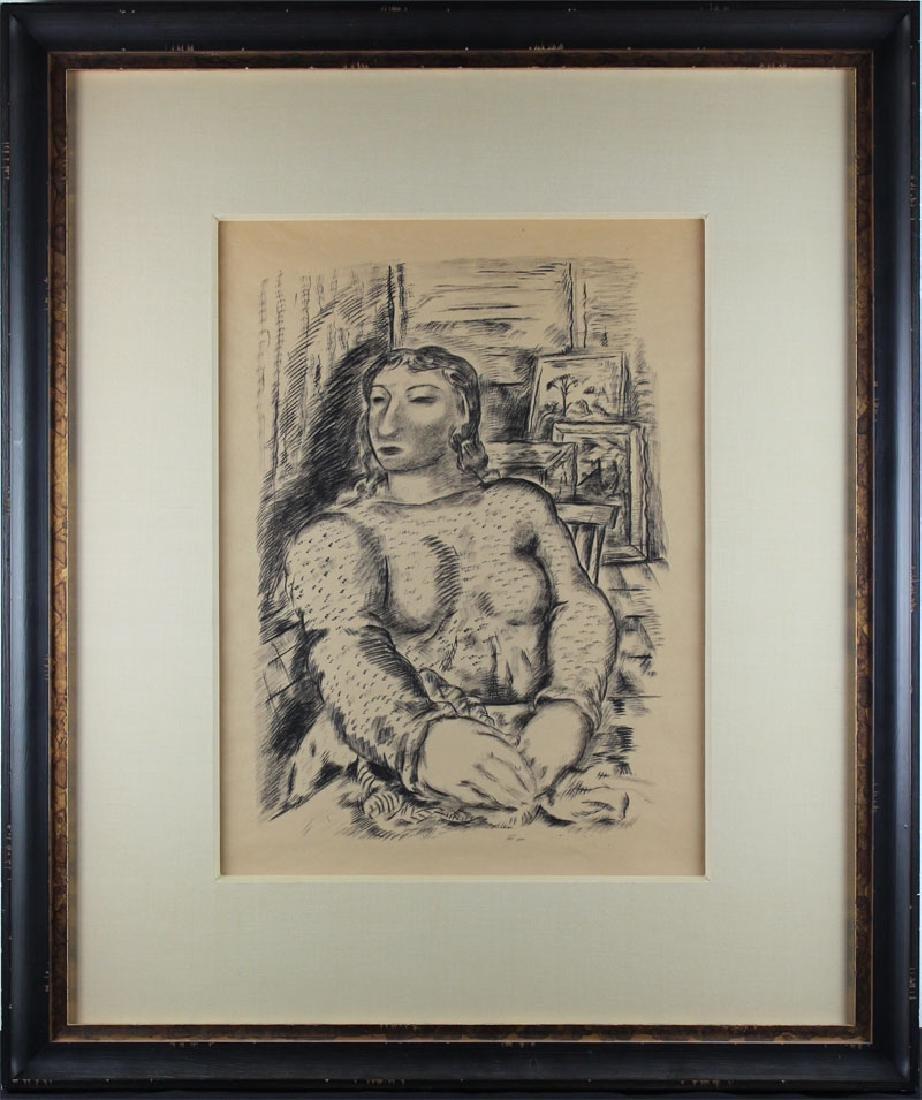 Lucretia Van Horn (1882-1970) Louisiana - 2
