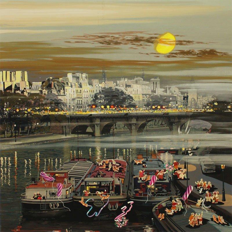 Hiro Yamagata (b. 1948) Japanese American (four) - 5