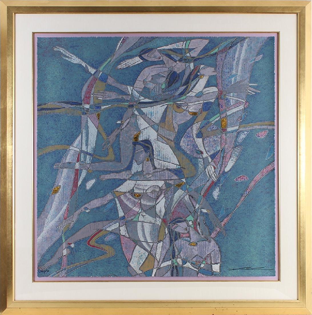 Yamin Young (b. 1959) Chinese - 2