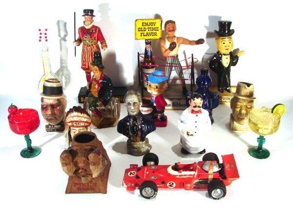 22: Bar Ornaments (sixteen)
