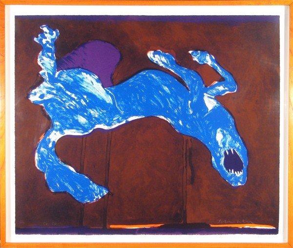 564: Fritz Scholder (1937-2005) American