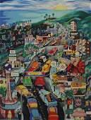 Linnea Pergola (b. 1953) Californian
