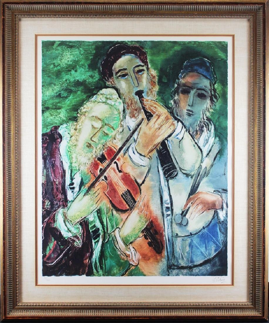 Reuven Rubin (1893-1974) Israeli - 2
