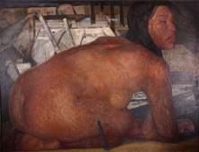 Jorge Gonzalez Camarena (1908-1980) Mexican