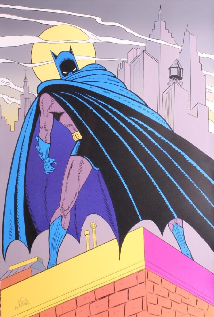 Batman by Bob Kane (1915-1998) New York - 2