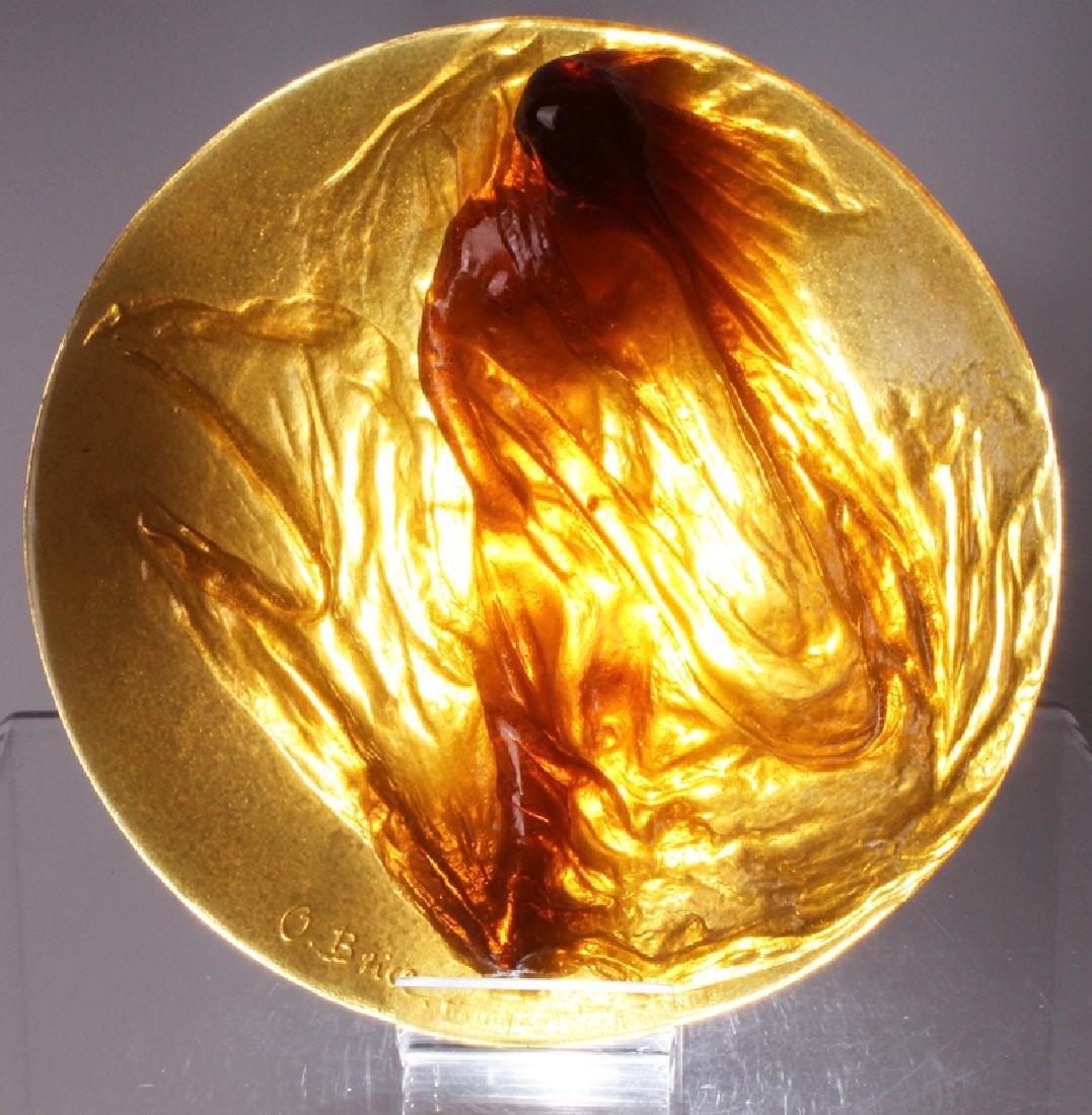 Daum Pate de Verre Crystal by Olivier Brice