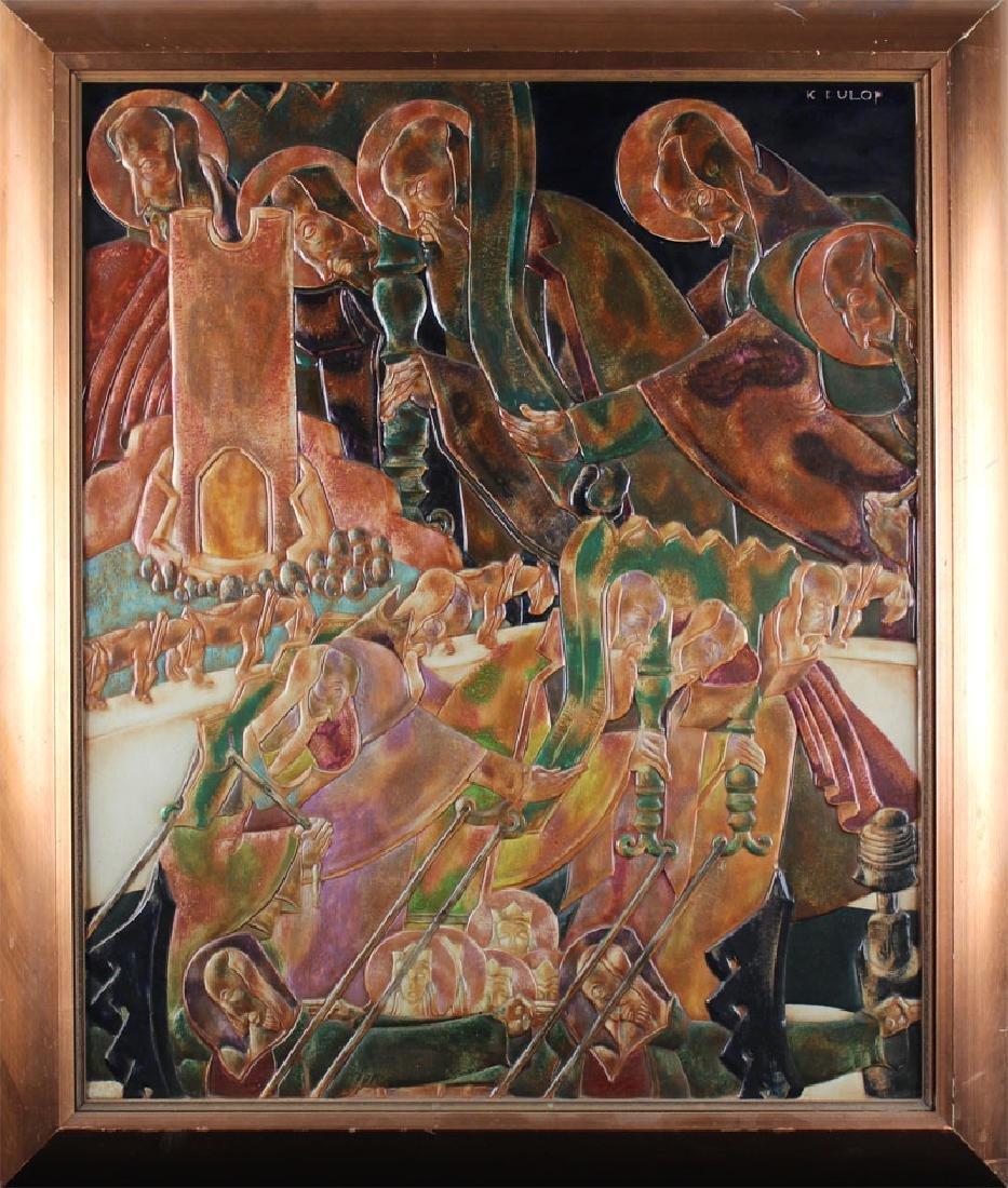 Karoly Fulop (1893-1963) Californian - 2