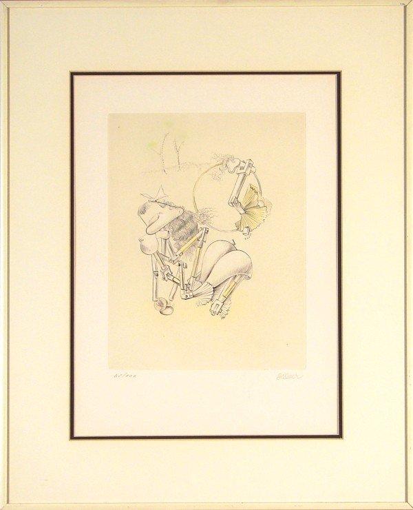 23: Hans Bellmer (1902-1975) German