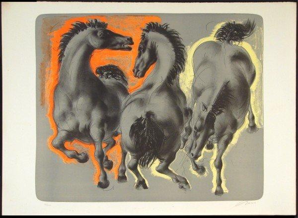 90: Hans Erni (1909-) Swiss