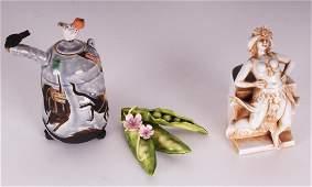 Ceramics by: Pam Murakami (20 th Century) Hawaiian,