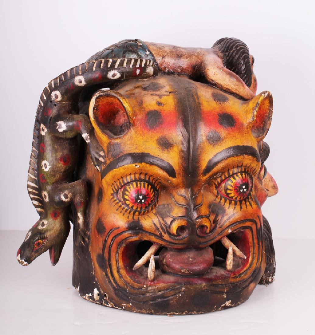 Mexican Mask - 3