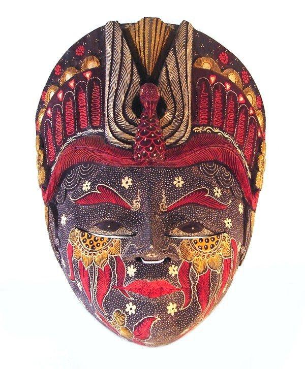 1: Asian Mask