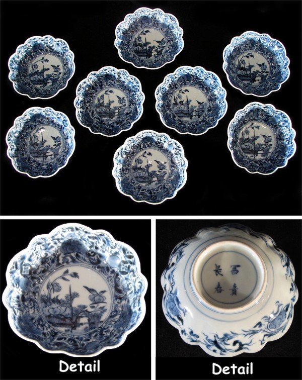 9: 19th Century Japanese Porcelain (eight)