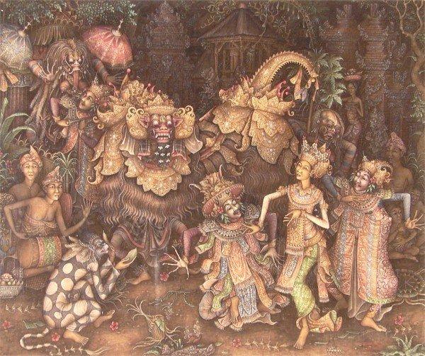 14: Balinese School (20th Century)
