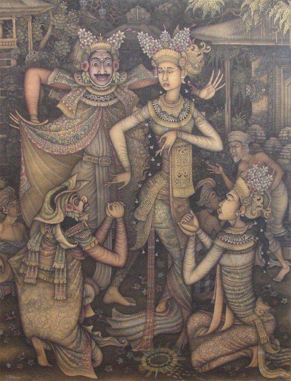 15: Balinese School (20th Century)