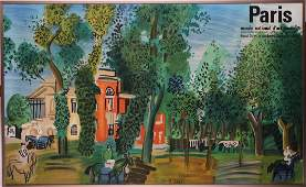 after Raoul Dufy (1877-1953) French