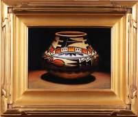 Southwestern Art:  Lisa Danielle (20 th  Century)