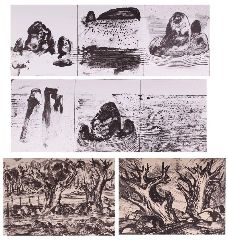 Jan Stussy (1921-1990) California (sixteen), EUROPA & - 2