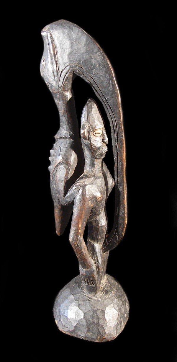 8: African Sculpture