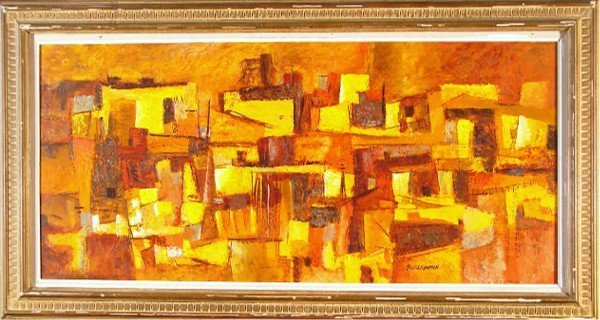 151: Bill Hammon (20th Century) American