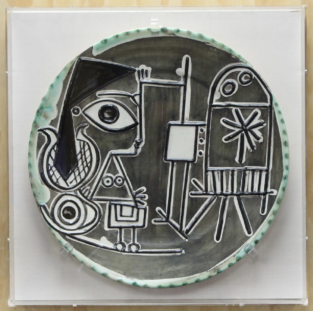 Pablo Picasso (1881-1973) Spanish - 4