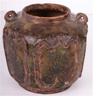 Asian Antique Ceramic
