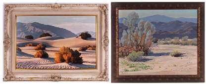 June Carey (20th Century) California & Lee Logan (20th