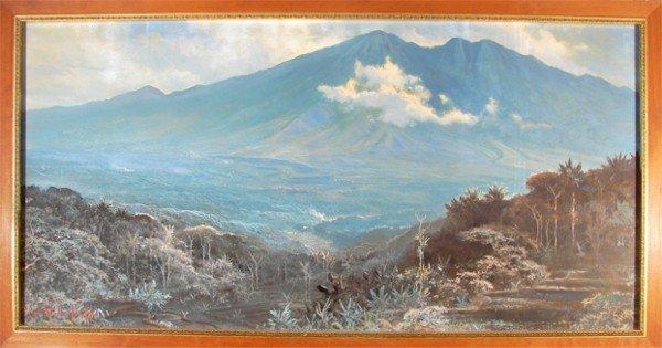 303: Sudjono Abdullah (1911-1991) Indonesian