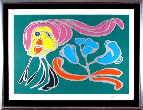 322: Karel Appel (1921-2006) Dutch
