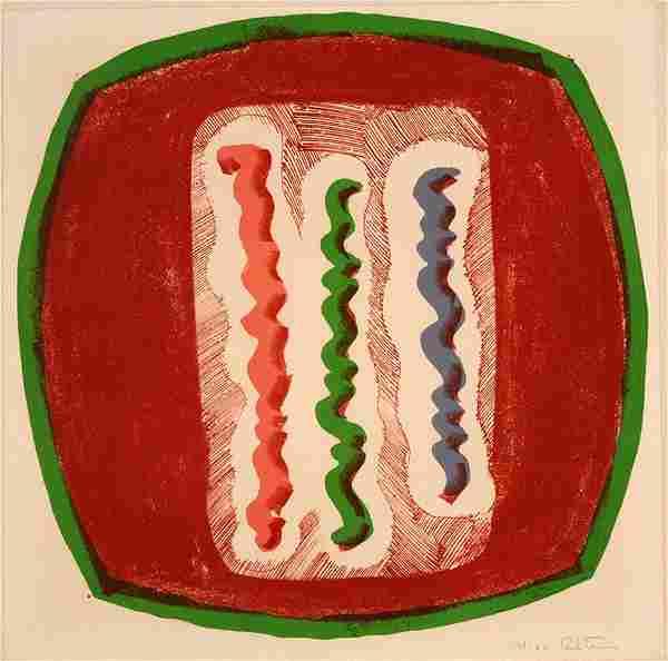 John Altoon (1925-1969) California/ Armenian
