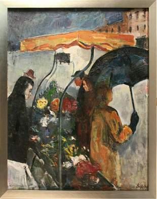 Rudolf Ber (1924-2004) Hungarian