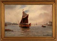 Gustave De Breanski (1856-1898) British