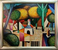 Hungarian Artist Unidentified (mid-20th Century)