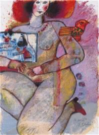 Theo Tobiasse (1927-2012) French/ Israeli