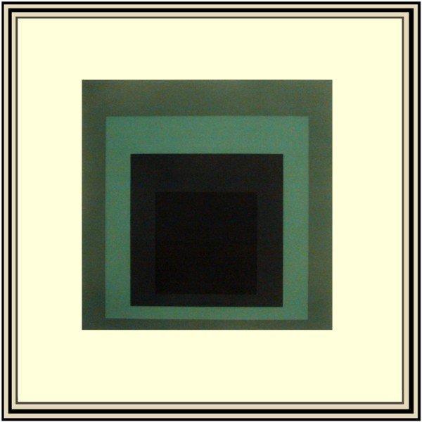 3A: Joseph Albers (1888-1976) German